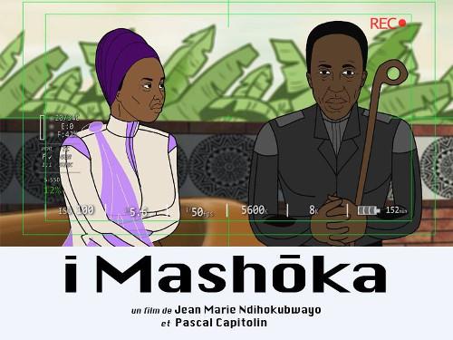 I Mashoka, affiche