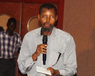 Innocent Muhozi, président de l'OPB : « Le gouvernement veut réprimer le droit d'expression » ©Iwacu