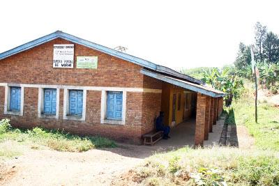 Le bureau postal de Murwi ©Iwacu