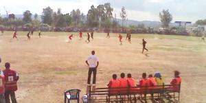 Les deux équipes essaient de se neutraliser ©Iwacu