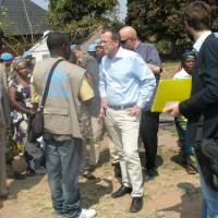 Une délégation de l'ONU en visite au Sud-Kivu ©Iwacu