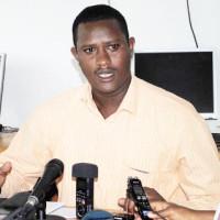 Alexandre Niyungeko, président de l'UBJ ©Iwacu