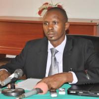 Prosper Dodiko, directeur de la fertilisation des sols au ministère de l'Agriculture et de l'Elevage  ©Iwacu