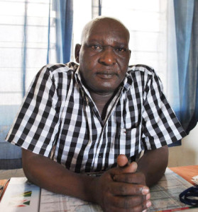 Damien Nakobedetse, directeur du Bureau burundais de normalisation et de contrôle de la qualité (BBN) ©Iwacu