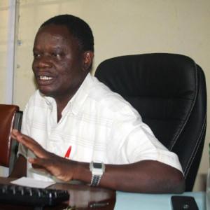 Damien Nakobedetse met en garde tous les vendeurs ©Iwacu