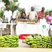 Foire agricole au Musée Vivant, a Bujumbura ©Iwacu