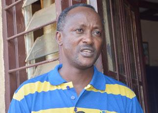 Gaston Sindimwo, leader du camp Concilie Nibigira, la cible de deux attentats à la grenade ©Iwacu