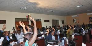 Les sénateurs en plénière ©Iwacu