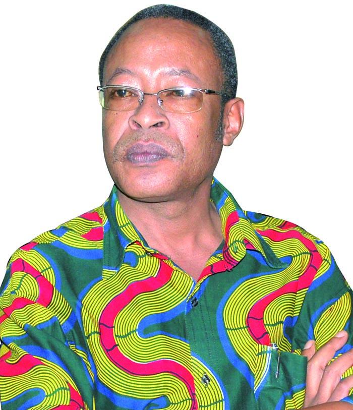 Me François Nyamoya : « Notre parti a prouvé qu'il a des militants disciplinés. » ©Iwacu