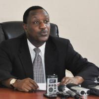 Richard Giramahoro, président du CNC  ©Iwacu