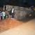 Mardi, 19 août 2014 - Sur la RN4, un camion de l'entreprise SAFKOKO transportant la terre rouge pour la construction de la RN5 a dérapé dans la soirée de ce 18 août. Bilan : une personne morte et deux blessées ©CS.U/Iwacu