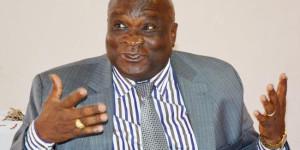 Domitien Ndayizeye, sénateur et ancien président de la République ©Iwacu