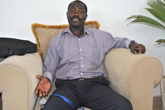 Georges Nikiza : « Nous devons suivre les traces de Melchior Ndadaye. Aux élections de 1993, il a réuni tous les démocrates pour constituer la force. » ©Iwacu