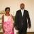 Mercredi, 20 août 2014 - Gamaliel Nkurunziza et Joséphine Niyonzima ont été élus commissaires, ce mercredi 20 août, par l'Assemblée nationale, respectivement pour la catégorie d'expert qualifié en matière des droits de l'Homme et pour la catégorie des associations des droits des femmes ©PN/Iwacu