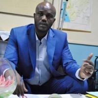 Libérat Mfumukeko, Directeur Général de la Regideso ©Iwacu