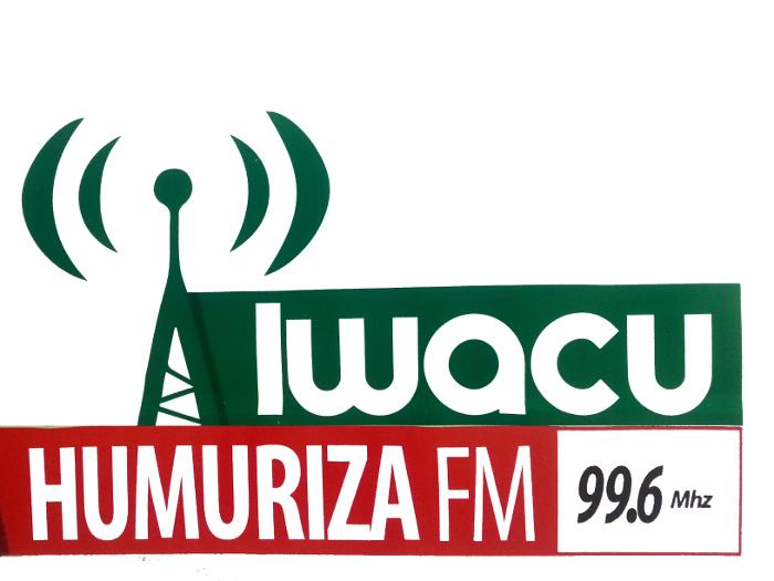 Logo Iwacu-Humuriza FM