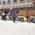 Des motards sur l'Avenue de la Mission ©Iwacu