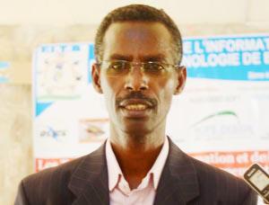 Pierre Ndamama, secrétaire exécutif des TIC du Burundi ©Iwacu