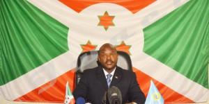 Mardi, 26 août 2014 - Selon Pierre Nkurunziza, président de la République du Burundi, les élections de 2015 se dérouleront très bien. Il l'a indiqué lors de son discours à la Nation en mémoire des 4 ans qu'il vient de passer au 2ème mandat  ©E.N/Iwacu
