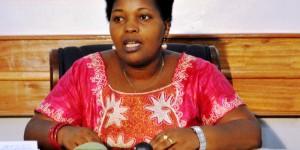 Pour Mme Renilde Ndayishimiye, la recherche au Burundi a besoin d'être promue et soutenue ©Iwacu