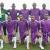 Certains joueurs de Vital'O FC avant leur premier match de la Primus Ligue 2014-2015 ©Iwacu
