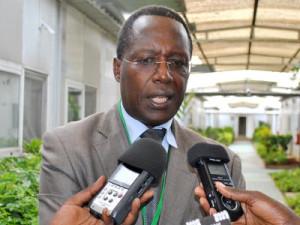 Charles Nditije : « Nous sommes pour l'appel de Jean Minani » ©Iwacu