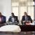 Claudette Ngendandumwe (premier à droite) : « Former une femme, c'est éduquer toute une nation » ©Iwacu
