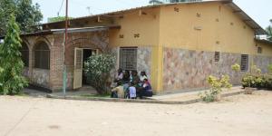 Couvent où les trois sœurs ont été assassinées ©Iwacu