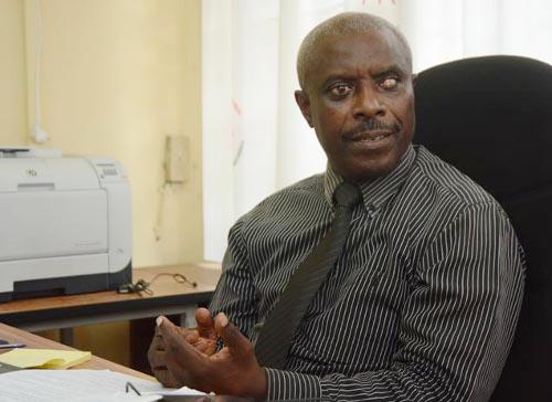 Juma Edouard: «L'important est que la sanction frappe les véritables coupables.»
