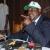 Vendredi 04 octobre 2014 - La réconciliation de Sahwanya Fradebu et Frodebu Nyakuri rate à la dernière minute. Alors alors qu'ils avaient invité différentes personnalités dont des diplomates, Léonce Ngendakumana s'absente. Consterné, Jean Mnani appelle toute l'opposition à constituer un bloc pour vaincre le Cndd-Fdd ©O.N/Iwacu