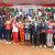 Les médaillés d'or posent en face du ministre des Sports et des ambassadeurs du Kenya et de la Chine au Burundi ©Iwacu