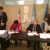Lors de la signature de  cet accord de don, à Rome, ce vendredi 19 septembre ©Iwacu