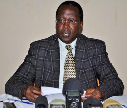 Charles Nditije : « La coalition, qui intervient seulement en période électorale, vise à avoir plus de force pour avoir plus de chance de gagner »  ©Iwacu