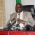 Samedi, 20 septembre 2014 – Le député Pascal Nyabenda, président du CNDD-FDD affirme que le Parlement Européen s'est basé sur de fausses informations en sortant la déclaration sur le Burundi. Selon lui, ce sont des Burundais qui n'aiment pas leur pays qui demandent des sanctions à l'endroit de leur patrie. Avant de s'étonner de voir que c'est l'Europe qui le déclare alors que les organisations de la sous-région n'en disent rien ©O.N/Iwacu