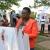 Vendredi, 26 septembre - A l' occasion de la journée mondiale du tourisme, l'Office National du Tourisme a organisé une foire du 26 au 27. Différents opérateurs dans le secteur exposent leurs produits. La ministre de tutelle procède à l'ouverture des cérémonies ©A.K/Iwacu