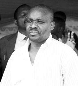 Onésime Nduwimana : « Il pense qu'il pourrait s'enrichir si le pays retombe dans une guerre fratricide » ©Iwacu