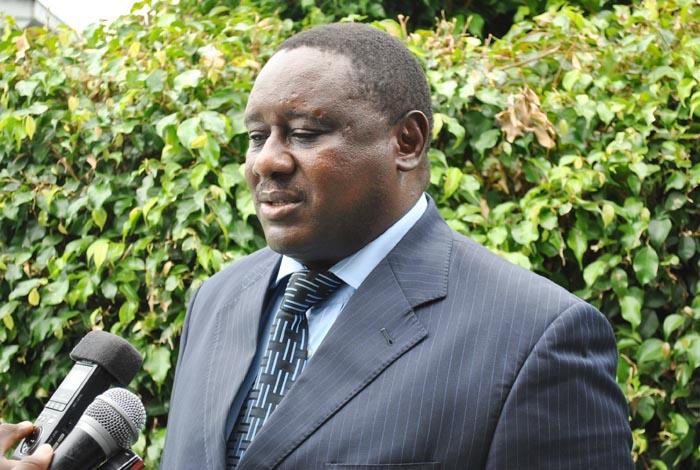 Pour le Dr Jean Minani, il est temps que tous les Burundais se lèvent ensemble pour changer les choses ©Iwacu