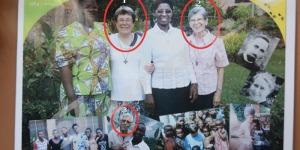 Lundi, 08 septembre 2014 – Les trois sœurs assassinées sauvagement à la paroisse Kamenge dite « Chez Buyengero » sont respectivement : Lucia,  Bernadette et Olga ©A.K/Iwacu