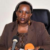Sabine Ntakarutimana : « Aucun rapport médical n'a été produit pour me signifier d'éventuels décès occasionnés par la pénurie de sang » ©Iwacu