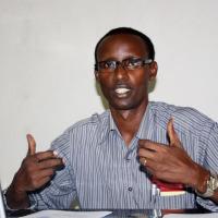 Salathiel Muntunutwiwe enseigne notamment à l'Université du Burundi  ©Iwacu