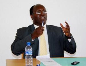 Siméon Barumwete : « La CENI doit veiller à l'emplacement des bureaux de vote pour ne pas perdre les indécis » ©Iwacu
