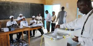Vote lors des presidentielles de 2015