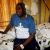 Pierre Claver Mbonimpa, sur le lit de l'hôpital ©Iwacu