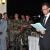 Gerrit Van Rossum : « La France mène sans interruption l'action de formation qui témoigne l'engagement durable au côté du Burundi. » ©Iwacu