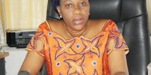 La délégation du gouvernement burundais est conduite par Clotilde Niragira, la ministre en charge des questions de droits de l'Homme ©Iwacu