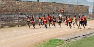 Les athlètes lors d'un meeting de la saison écoulée ©Iwacu