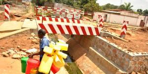 Bwiza-Nyakabiga : un nouveau pont entre Bwiza et Nyakabiga ©Iwacu