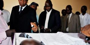 Agathon Rwasa rend un dernier hommage à Murundi ©Iwacu