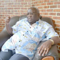 Domitien Ndayizeye : « le pays se doit de l'encourager, le soutenir et lui souhaiter une bonne chance. » ©Iwacu