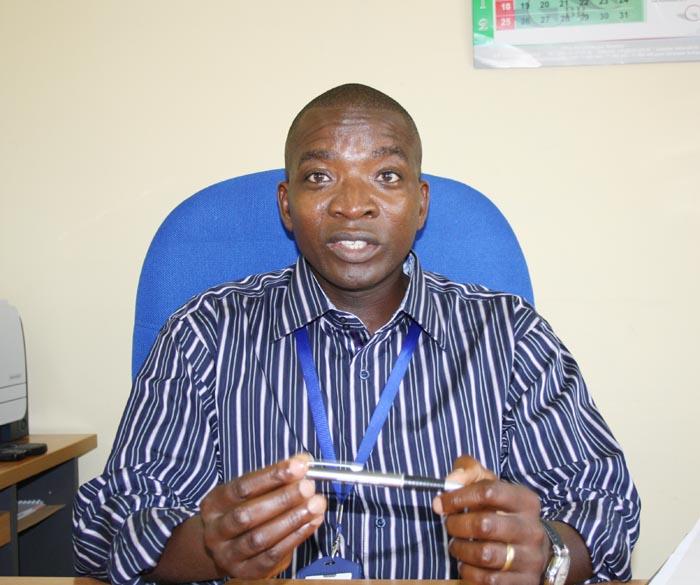 Joas Katanga : « La nouvelle mesure boostera certainement le commerce transfrontalier. »  ©Iwacu